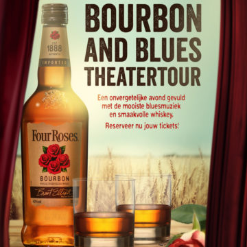 Pernod Ricard – Four Roses Bourbon and Blues